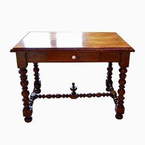 Rechteckiger Tisch aus Eiche