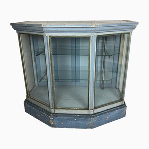 Antique French Counter Vitrine