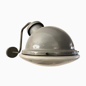Industrielle Wandlampe von BEG, 1940er