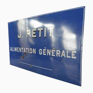 J. Petit Sign, Frankreich, 1940er Jahre