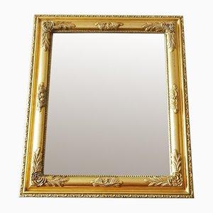 Specchio dorato, anni '50