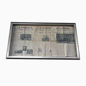 Zeitungsständer, 1920er Jahre