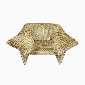 Lounge Chair von Mario Bellini für B & B Italia / C & B Italia, 1970er Jahre