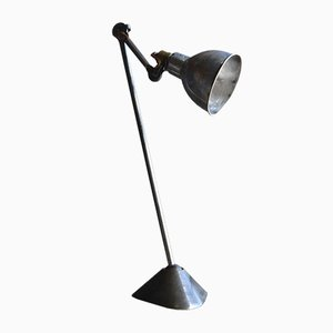 Industrielle Lampe von Bernard-Albin Gras, 1930er