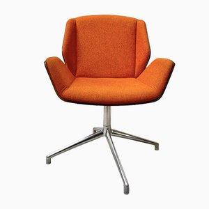 Sedia da ufficio girevole Kruze di Boss Design