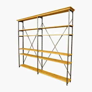 Antique IIndustrial Shelf