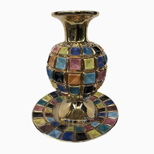 Vintage Ceramic Vase, 1950s