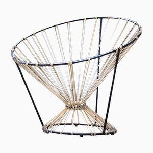 Scoubidou Egg Chair von Pierre Guariche, 1950er Jahre
