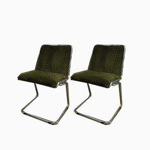 Esszimmerstühle, 1970er Jahre, 2er-Set