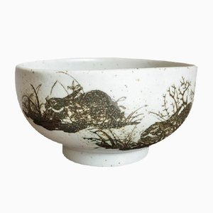 Ceramic Bowl by Nils Thorsson for Royal Copenaghen, 1960s
