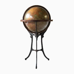 Antique Globe from Andrews