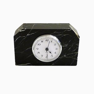 Small Art Deco Clock in Marble