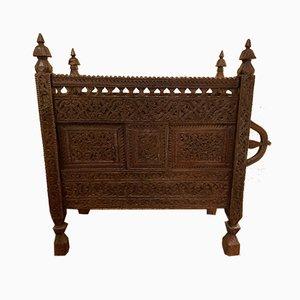 Afghanische Hochzeitskiste aus dem 18. Jahrhundert