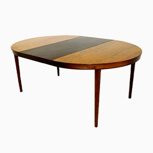 Rosewood Dining Table, Denmark, 1960s