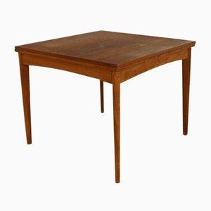 Spieltisch aus Teak, Dänemark, 1960er