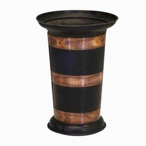 Antiker Kupfer Stick Stand