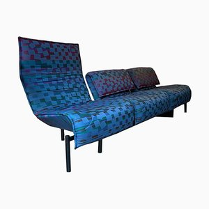 Veranda Sofa by Vico Magistretti for Cassina, 1980s