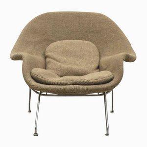 Sedia Early Womb di Eero Saarinen per Knoll Inc. / Knoll International, anni '60