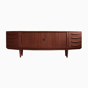 Teak Sideboard by Johannes Andersen for Uldum Mobelfabrik, Danish Design, 1960s