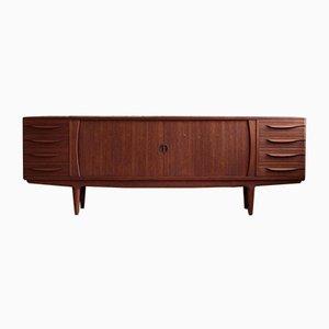 Teak Sideboard von Johannes Andersen für Uldum Mobelfabrik, Danish Design, 1960er Jahre