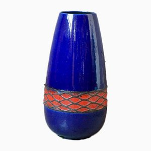Large Fat Lava Vase, 1960s