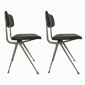 Esszimmerstühle von Friso Kramer für Ahrend De Cirkel, 1970er, 2er Set