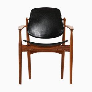 Modell FD184 / L Armlehnstuhl von Arne Vodder für France & Daverkosen, Denmark