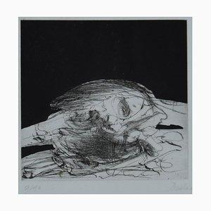 Dado (Miodrag Djuric) - Figure - Original Etching - 1980