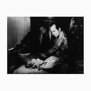 Sconosciuto - Scena dal film The Devil's Eye - Fotografia vintage - 1960