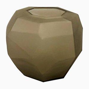 Kubistische Vase von Anette & Anselm Schaugg für Guaxs