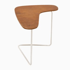 Table Boomerang G1 Mid-Century par Willy van der Meeren pour Tubax