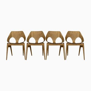 Jason Chairs by Carl Jacobs & Frank Guille for Kandya, 1950s, Set of 4