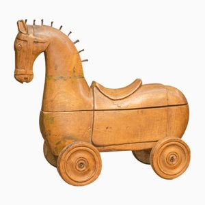 Wooden Horse, 1940s