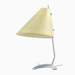 Vintage Tischlampe aus Messing, Tschechoslowakei, 1950er