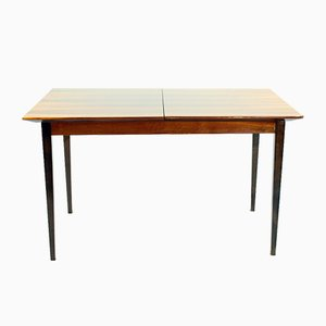 Large Extendable Dining Table in Mahogany from Interier Praha, Czechoslovakia, 1960s