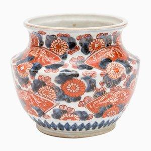 Antiker japanischer Imari Porzellantopf