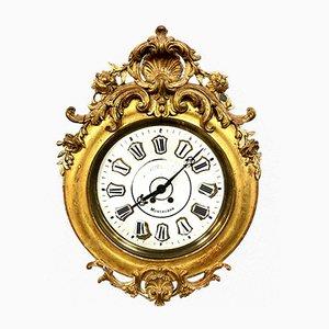Wall Clock, 1850s