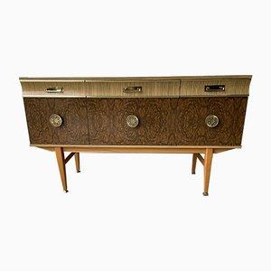 Aparador vintage con mueble bar