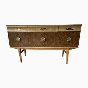 Vintage Sideboard with Drinks Cabinet