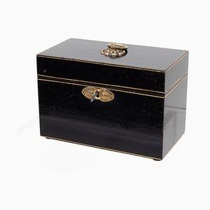 Antique Biedermeier Box, Germany, 1810s