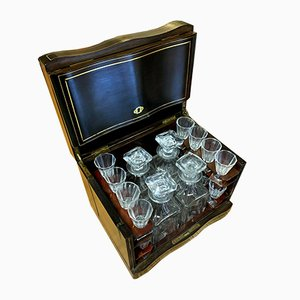 Liquor Bottle Box Set, 1875