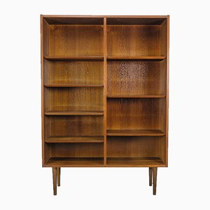 Vintage Danish Teak Bookshelf by Carlo Jensen for Hundevad & Co., 1960s