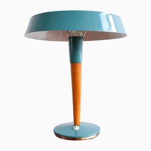 Lampada da tavolo di Kamenický Šenov, Repubblica Ceca, anni '60