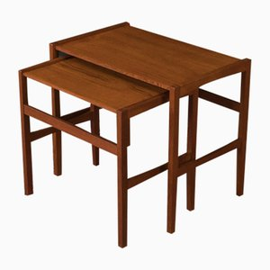 Nesting Tables, 1960s, Set of 2