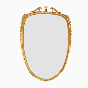 Mirror Attibuted to Paolo Buffa, 1950s