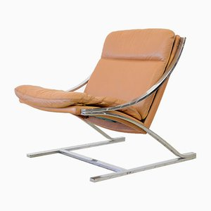 Lounge Chair by Paul Tuttle for Strässle International, 1960s