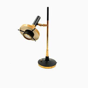 Model 553/P Table Lamp by Oscar Torlasco for Lumi Milano, 1950s