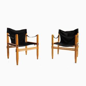 Modell Oasi 85 Armlehnstühle von Franco Legler für Zanotta, 1960er, 2er Set
