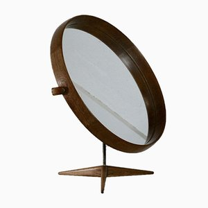 Miroir par Östen Kristiansson pour Luxus, Sweden, 1960s