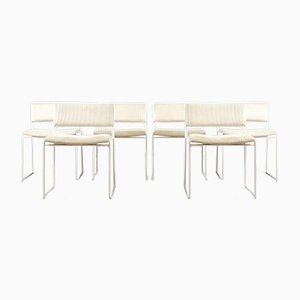 Mid-Century Dining Chairs by Preben Fabricius & Jørgen Kastholm for Kill International, Set of 6
